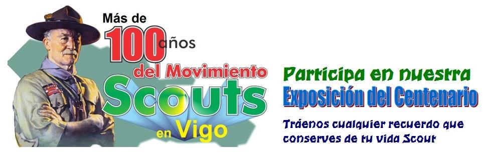 Mas de 100 años del Movimiento Scout en Vigo